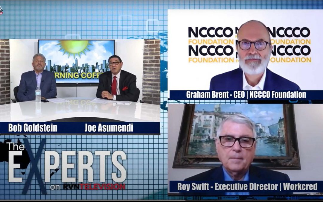 NCCCO Foundation and ANSI Discuss Workplace Safety/Workforce Development